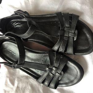 Ecco gladiator sandals